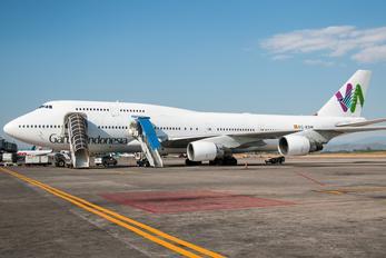 EC-KSM - Garuda Indonesia Boeing 747-400