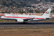 A6-DLM - United Arab Emirates - Government Airbus A320 aircraft