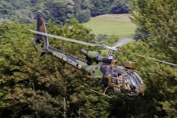 4061 - France - Army Aerospatiale SA-341 / 342 Gazelle (all models)