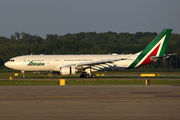 EI-EJG - Alitalia Airbus A330-200 aircraft