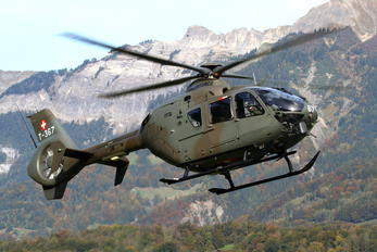 T-367 - Switzerland - Air Force Eurocopter EC635