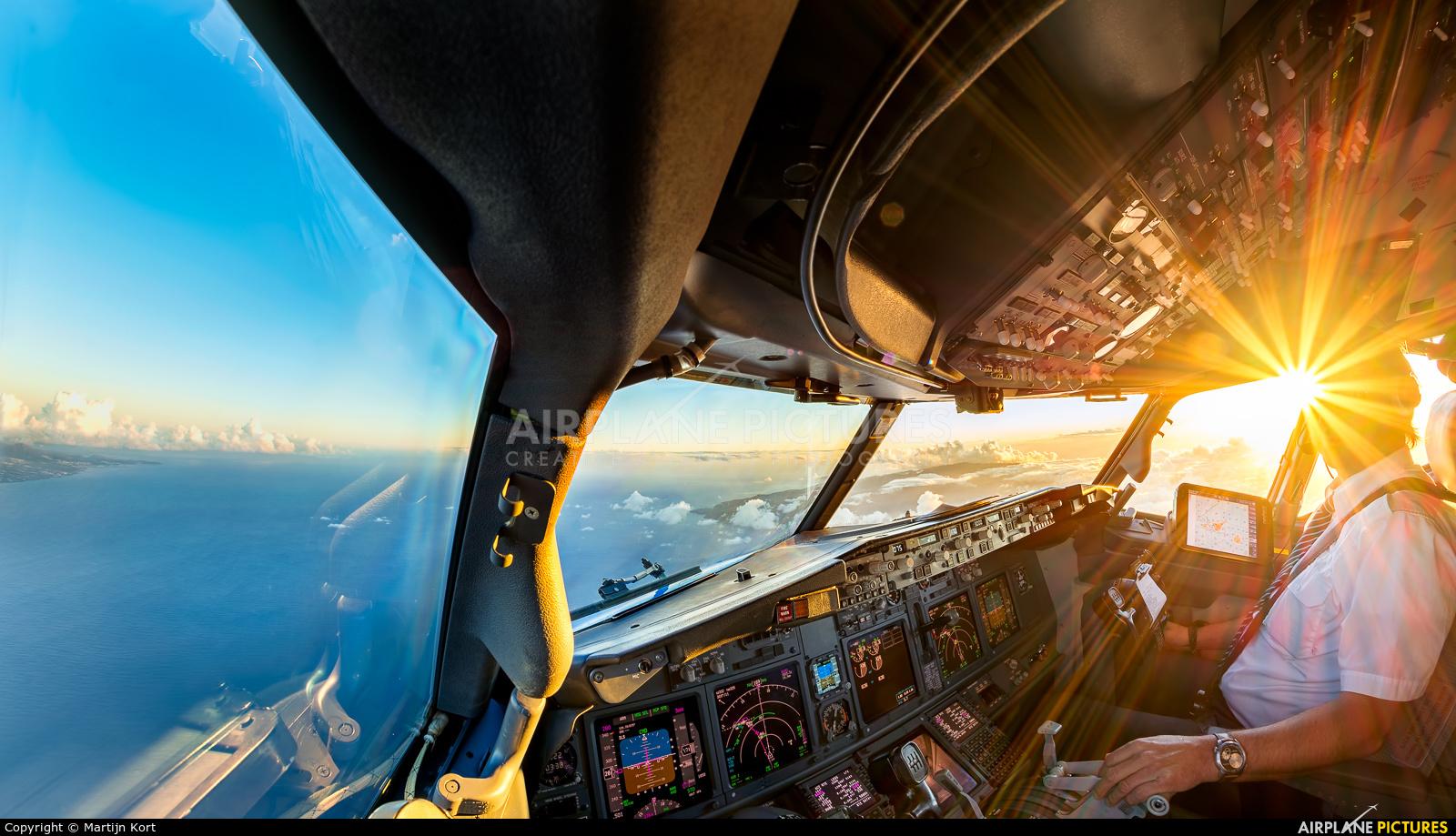 Arke/Arkefly PH-TFB aircraft at Tenerife Sur - Reina Sofia