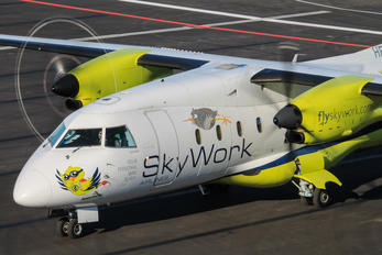 HB-AEV - Sky Work Airlines Dornier Do.328