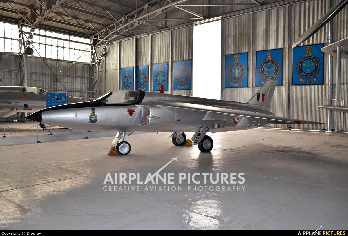 India - Air Force E265 aircraft at Off Airport - India