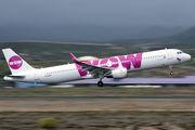 TF-DAD - WOW Air Airbus A321 aircraft
