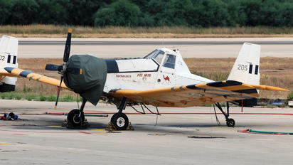 205 - Greece - Hellenic Air Force PZL M-18B Dromader