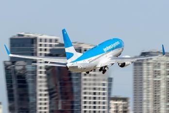LV-CXN - Aerolineas Argentinas Boeing 737-700
