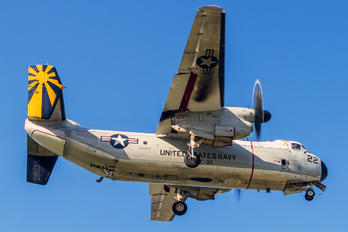 162140 - USA - Navy Grumman C-2 Greyhound