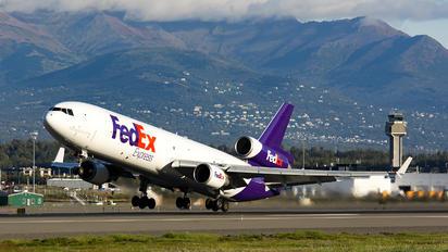 N527FE - FedEx Federal Express McDonnell Douglas MD-11F