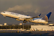 N17245 - United Airlines Boeing 737-800 aircraft