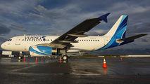 N319AV - Vuela Airlines Airbus A319 aircraft