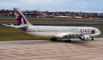 A7-AEH - Qatar Airways Airbus A330-300 aircraft