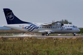 YR-ATC - Tarom ATR 42 (all models)
