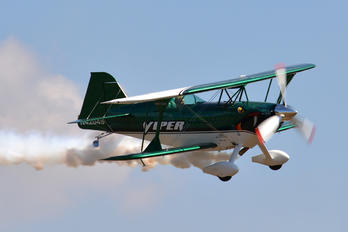 N4204S - Private Pitts S-2S Special