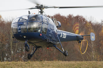 A-301 - Netherlands - Air Force Aerospatiale SA-319B Alouette III