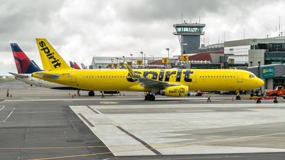 N657NK - Spirit Airlines Airbus A321