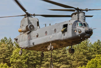 D-892 - Netherlands - Air Force Boeing CH-47F Chinook
