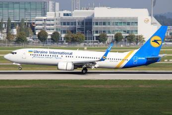 UR-PSG - Ukraine International Airlines Boeing 737-800