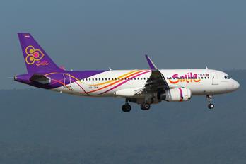 HS-TXM - Thai Smile Airbus A320