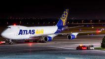 N496MC - Atlas Air Boeing 747-400F, ERF aircraft