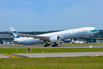 B-KPA - Cathay Pacific Boeing 777-300ER