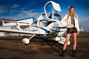 D-EWEH - Private Diamond DA 40 Diamond Star aircraft