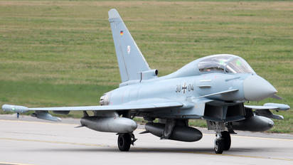 30+04 - Germany - Air Force Eurofighter Typhoon T