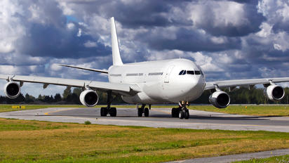 CS-TQL - Hi Fly Airbus A340-300
