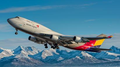 HL7618 - Asiana Cargo Boeing 747-400BCF, SF, BDSF