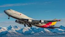 HL7618 - Asiana Cargo Boeing 747-400BCF, SF, BDSF aircraft