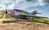38 - Russia - Air Force Mikoyan-Gurevich MiG-15 UTI aircraft