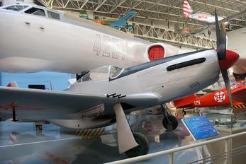 3032 - China - Air Force North American P-51D Mustang