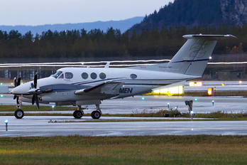 SE-MEN - AB Varmförzinkning Beechcraft 90 King Air