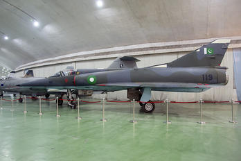 67-119 - Pakistan - Air Force Dassault Mirage III E series