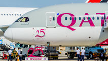 A7-BCY - Qatar Airways Boeing 787-8 Dreamliner aircraft