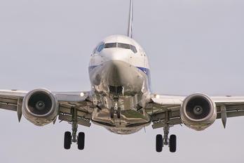 JA16AN - ANA - All Nippon Airways Boeing 737-700