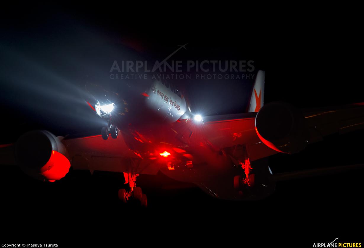 Jetstar Airways VH-VKB aircraft at Tokyo - Narita Intl