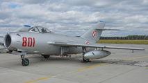 801 - Poland - Air Force PZL Lim-2 aircraft