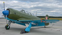 04 - Poland - Air Force Yakovlev Yak-11 aircraft
