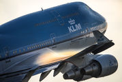 PH-BFC - KLM Boeing 747-400 aircraft