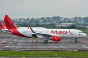 PR-OCV - Avianca Brasil Airbus A320 aircraft