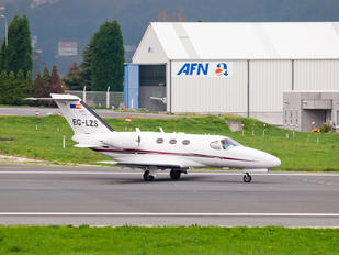 EC-LZS - Clipper National Air Cessna 510 Citation Mustang