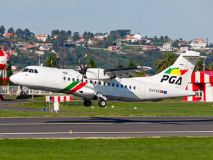 CS-TRU - PGA Portugalia ATR 42 (all models)