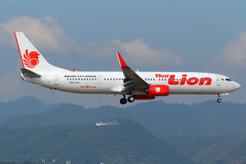 HS-LTH - Thai Lion Air Boeing 737-900ER