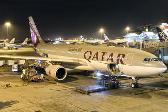 A7-ACC - Qatar Airways Airbus A330-200