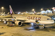 A7-ACC - Qatar Airways Airbus A330-200 aircraft