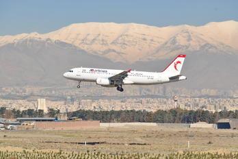 EP-TAB - ATA Airlines Iran Airbus A320
