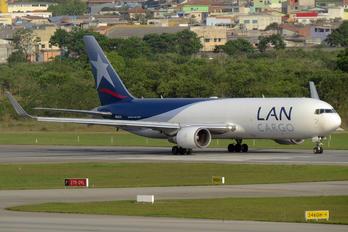 N524LA - LAN Cargo Boeing 767-300F