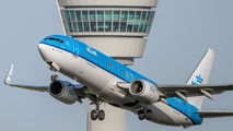 PH-BCD - KLM Boeing 737-800 aircraft