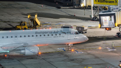 LZ-VAR - Bulgaria Air Embraer ERJ-190 (190-100)